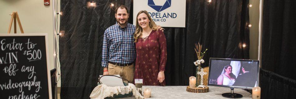 Copeland Film Company - Bridal Expo 2018